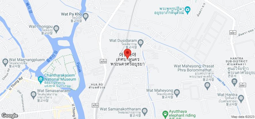 태국 프라 나콘 씨 아유타야 Phra Nakhon Si Ayutthaya District, 아유타야