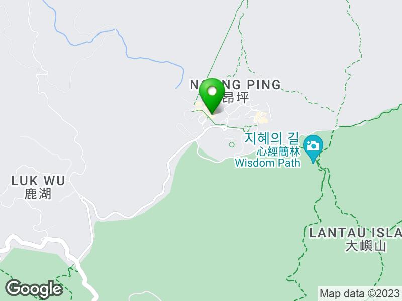 옹핑 지도