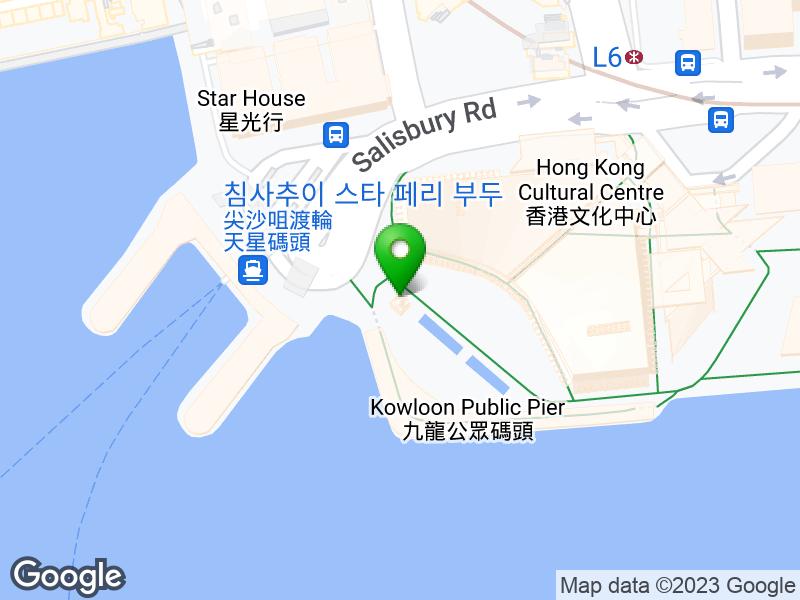 Tsim Sha Tsui Clock Tower 지도