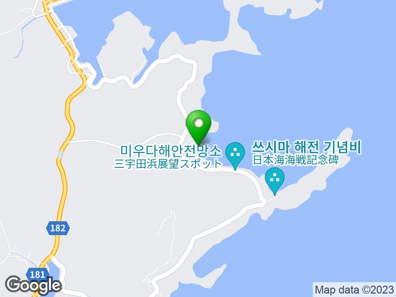 Miuda Beach Resort 지도